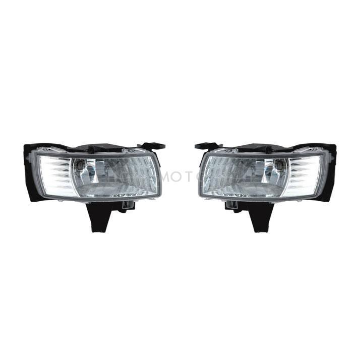 Toyota Corolla Axio LED Fog Lamps TY052 - Model 2005-2007-SehgalMotors.Pk