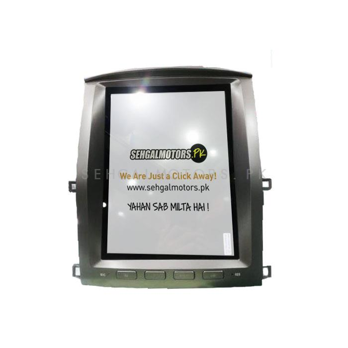 Toyota Land Cruiser LCD multimedia IPS Display System Full Version - Model 1998-2007-SehgalMotors.Pk