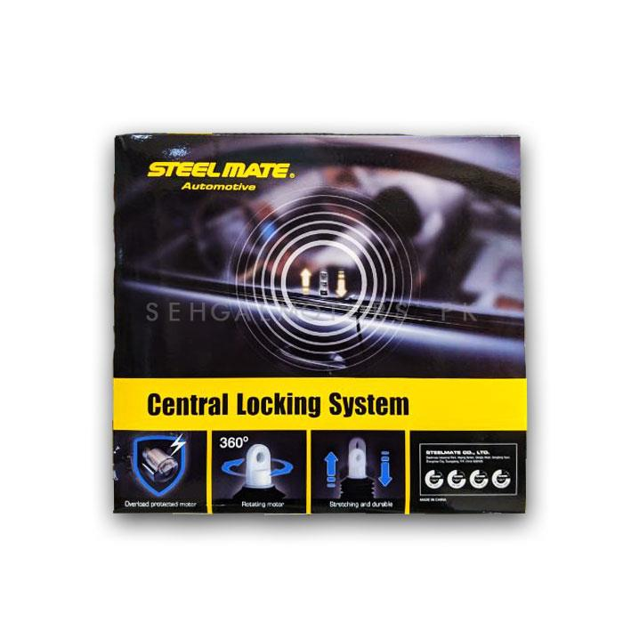 Steelmate Car Central Locking System-SehgalMotors.Pk