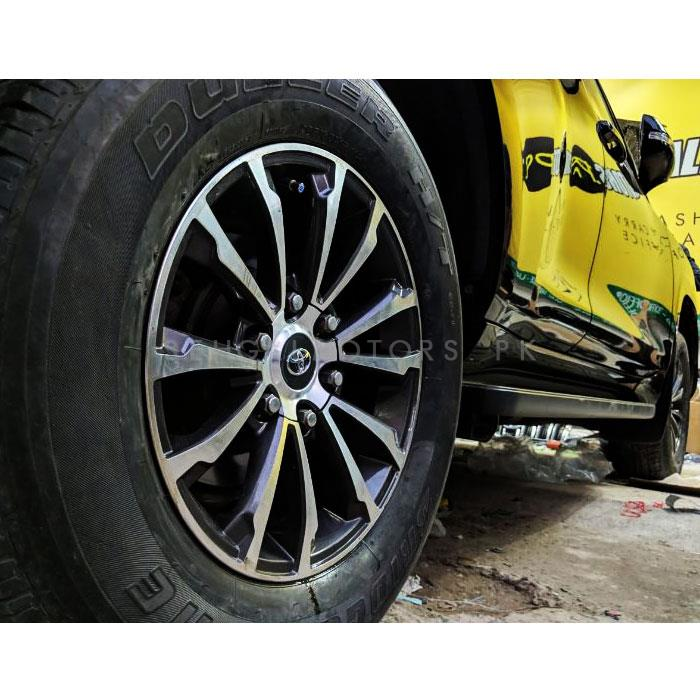 Toyota Prado OEM Alloy Rim 18 Inches Version 1 - Model 2009-2019-SehgalMotors.Pk