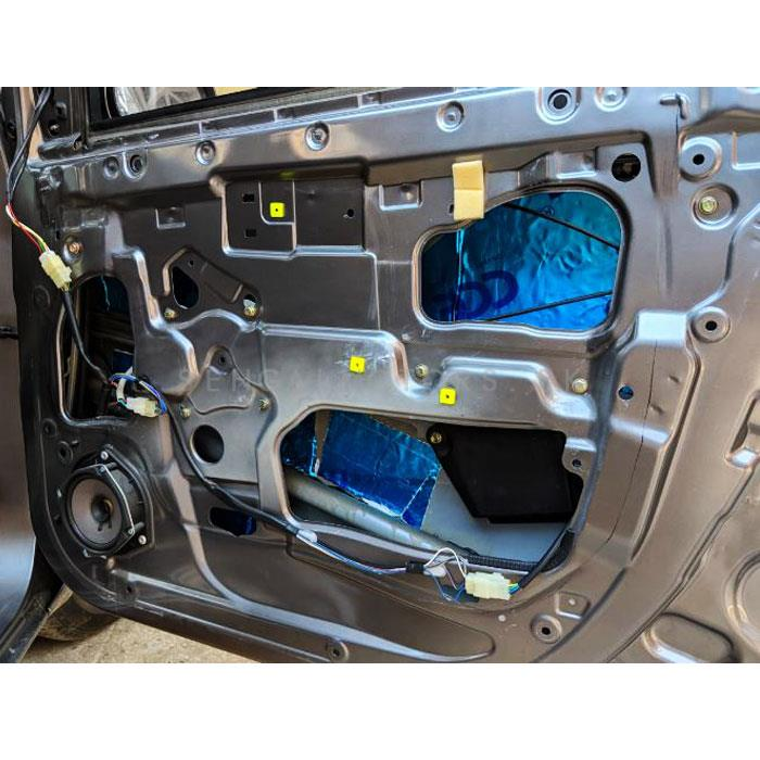 Maximus Sound Damping Deadening Sheet Blue  - Each | Noise Reduction | Vibration Reduction | Shock Proofing-SehgalMotors.Pk