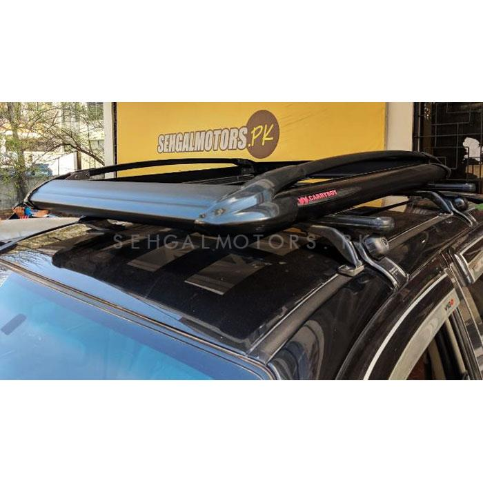 Carryboy Roof Rack Carrier Sports Tray Thailand Black-SehgalMotors.Pk