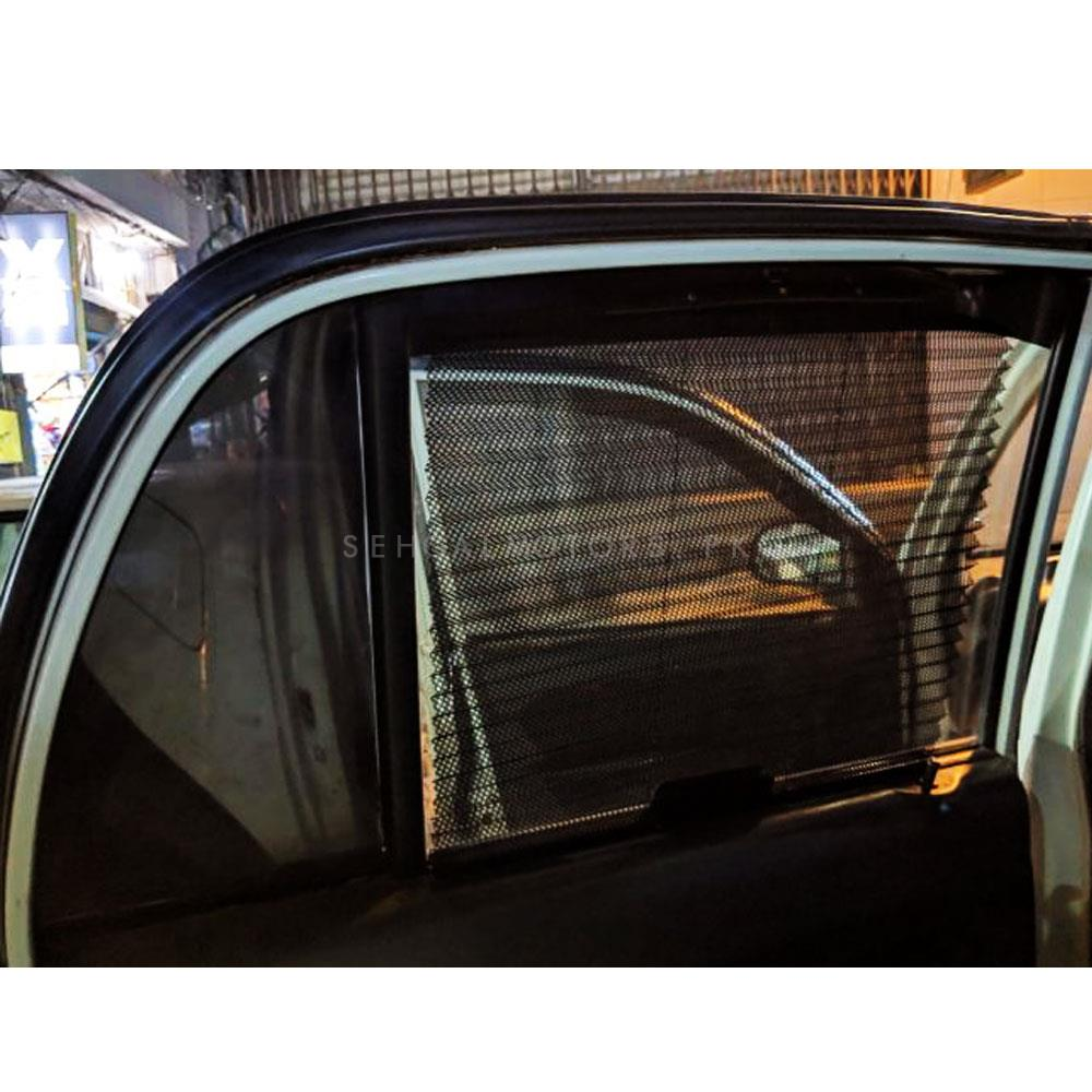 BMW Type Folding Side Sun Shades - Pair-SehgalMotors.Pk