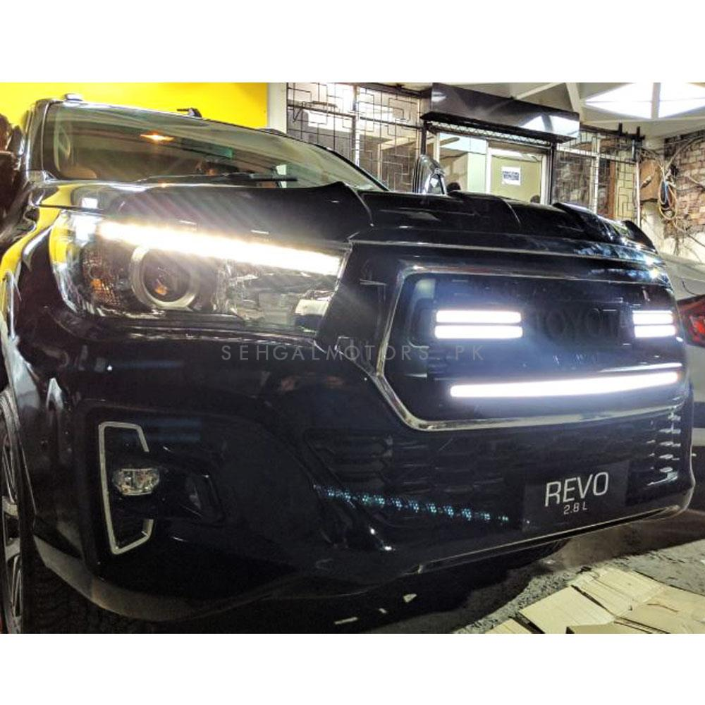 Toyota Hilux Revo to Rocco Conversion Kit Model 2018 Version 1-SehgalMotors.Pk