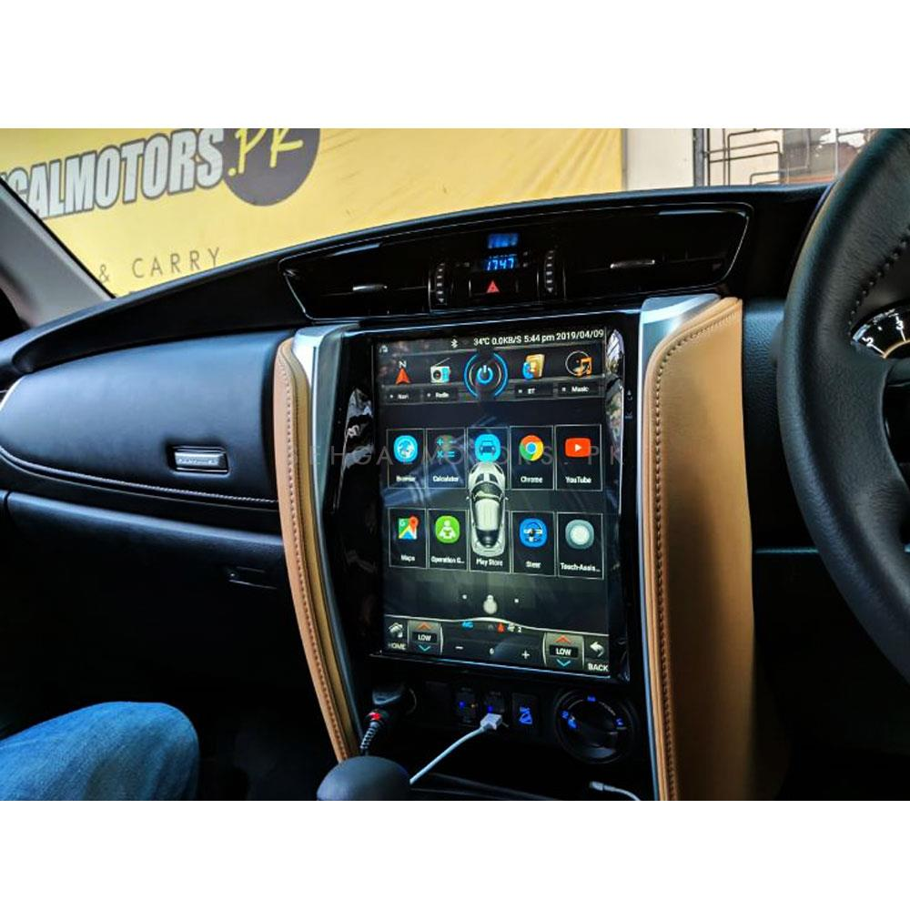 Buy Toyota Fortuner Lcd Android Tesla Style Ips 1gb 16gb