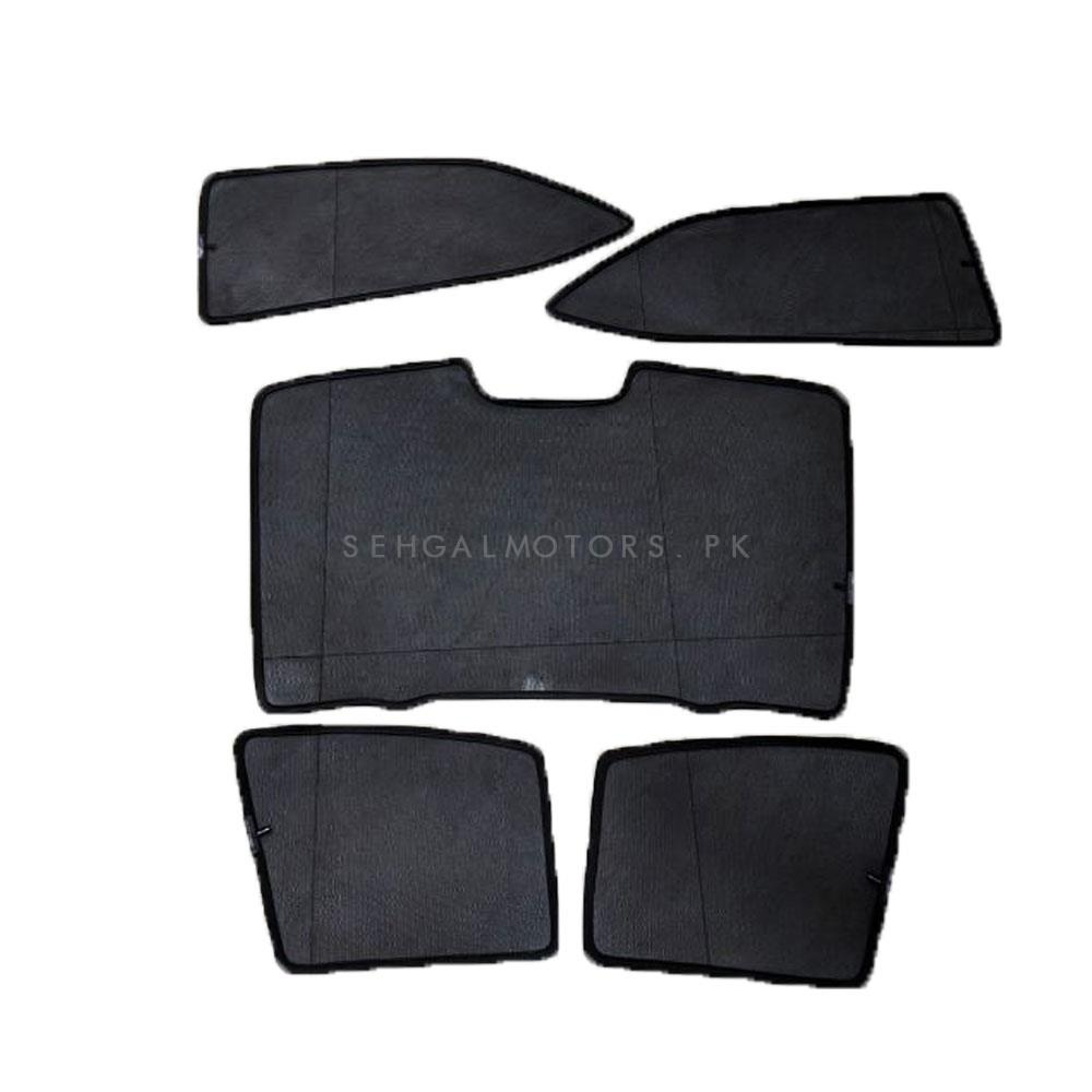 Toyota Corolla Complete Magnet Sunshade / Sun Shade Made in China - Model 2017-2020-SehgalMotors.Pk