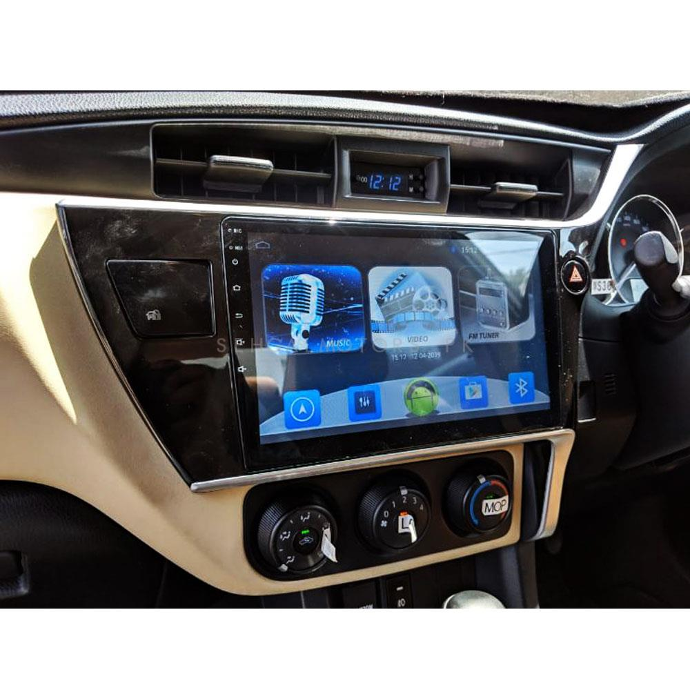 Toyota Corolla Face Lift Android LCD IPS Panel 9 Inch - Model 2017-2019-SehgalMotors.Pk