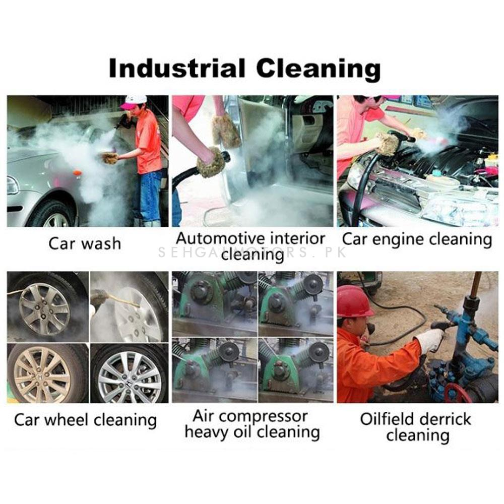 Steam Cleaning Machine C800 - Commercial-SehgalMotors.Pk