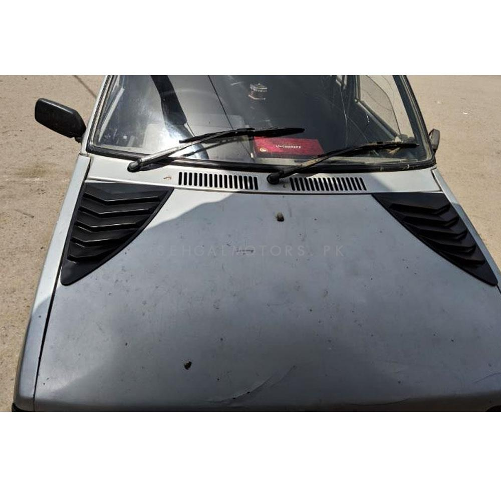Universal Evo Rack Air Flow For Hood Pair-SehgalMotors.Pk
