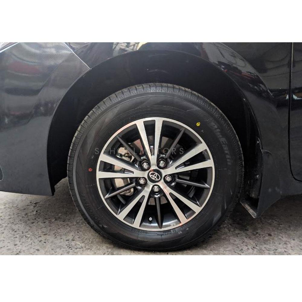 Toyota Corolla Alloy Rim - 16 Inches - Model 2014-2019	-SehgalMotors.Pk