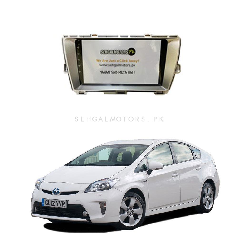 Buy Toyota Prius Android LCD Navigation System - Model 2009