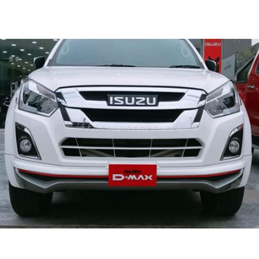 Isuzu D-Max / DMax / D Max Front Body Kit / Bodykit - Model 2018-2019-SehgalMotors.Pk
