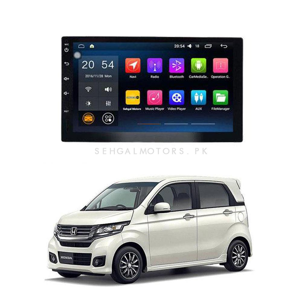 Honda N Wgn Android LCD Multimedia Navigation System - Model 2013-2019-SehgalMotors.Pk