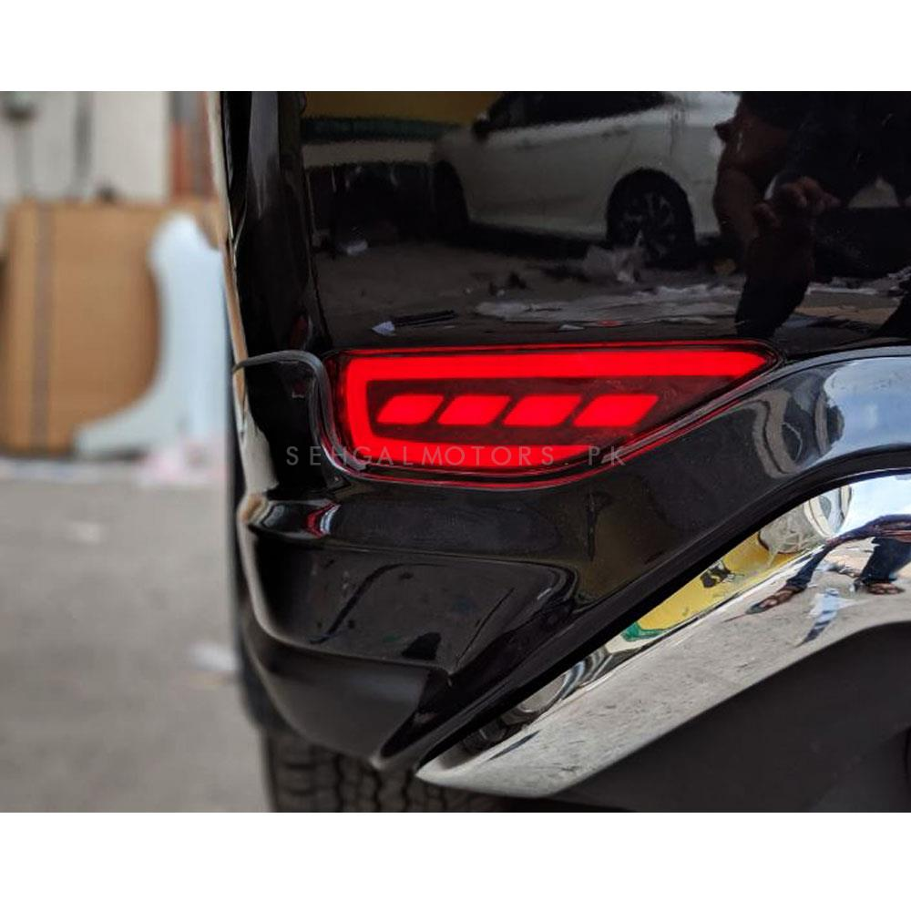 Toyota Fortuner Rear Bumper Lamp - Model 2016-2019-SehgalMotors.Pk