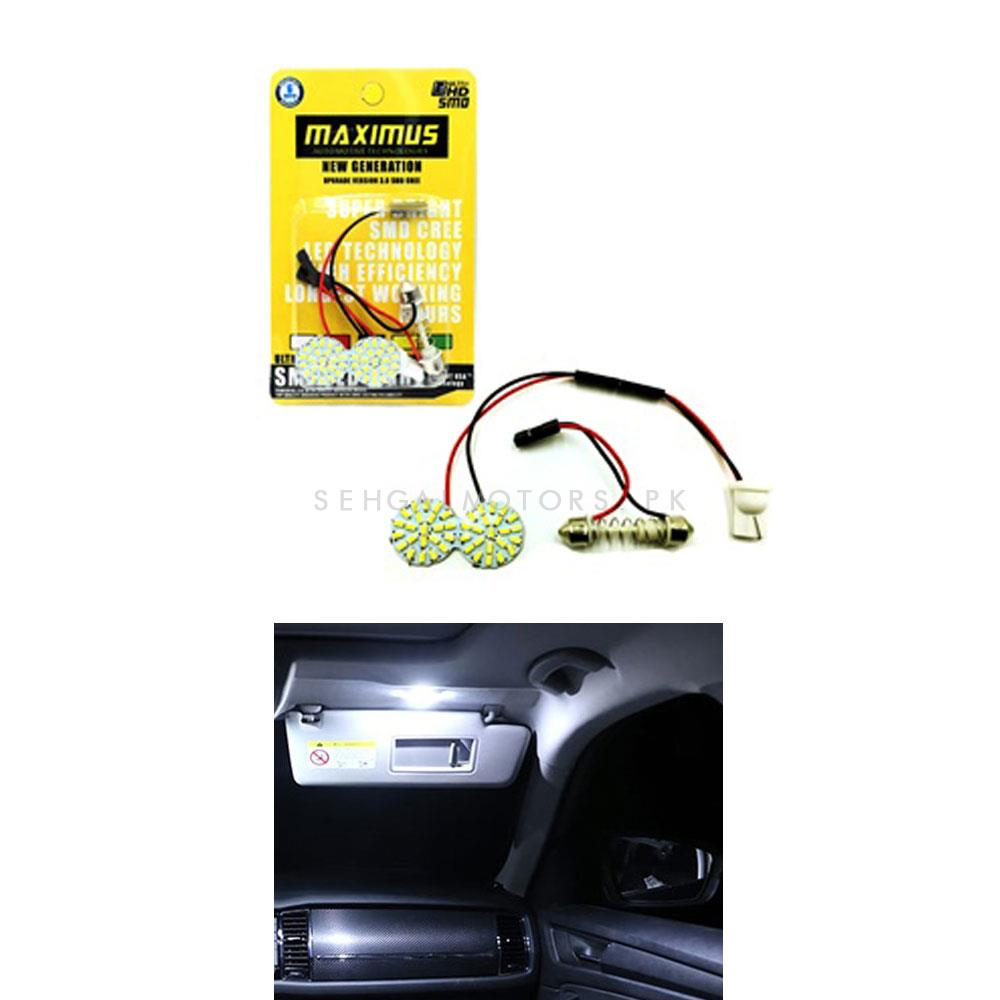 Maximus 2 SMD Roof Light White-SehgalMotors.Pk