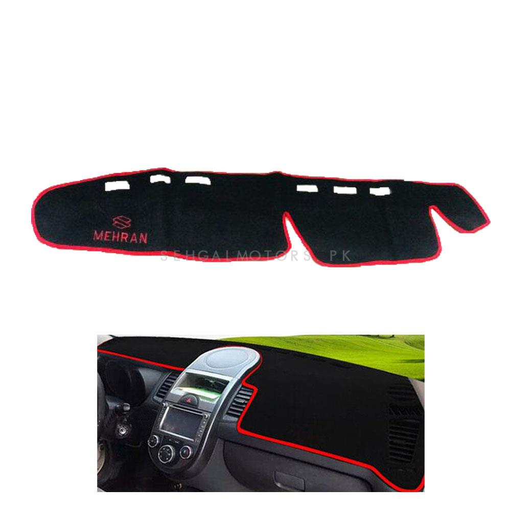 Suzuki Mehran Oem Style Dashboard Carpet For Protection and Heat Resistance - Model 2012-2019-SehgalMotors.Pk