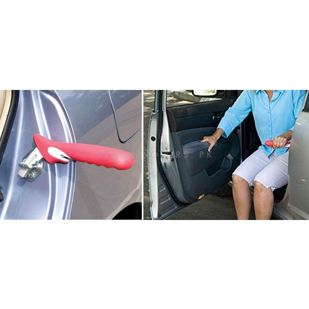 Easy Door Handle For Old People | Seat Belt Cutter | Extra Handle For Elders | Car Cane-SehgalMotors.Pk