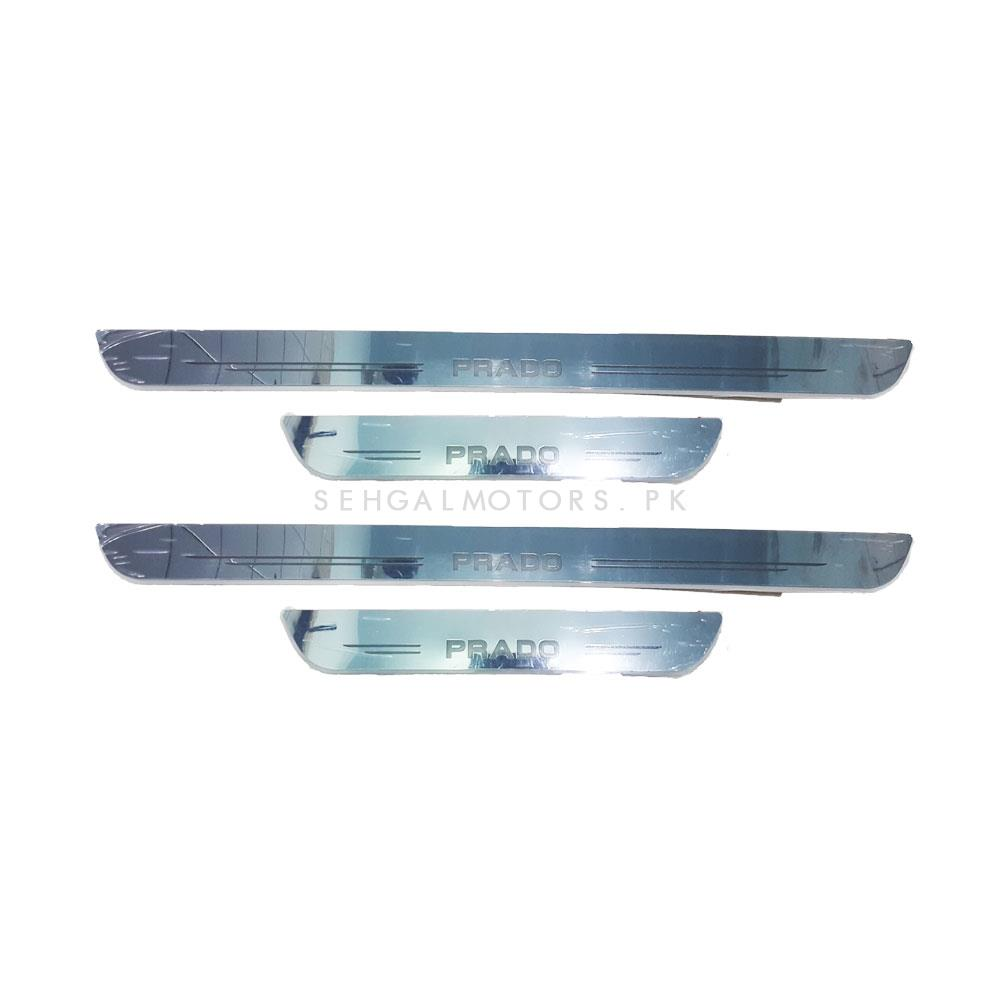 Toyota Prado LED Running Sill Plates / Skuff LED panels - Model 2018-2019-SehgalMotors.Pk