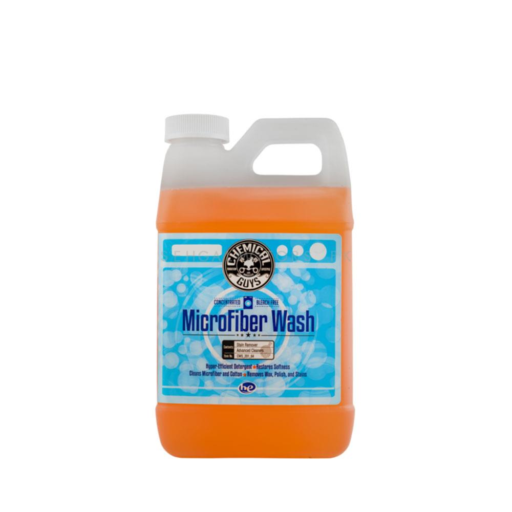 Chemical Guys Microfiber Wash Cleaning Detergent Concentrate - 64oz-SehgalMotors.Pk