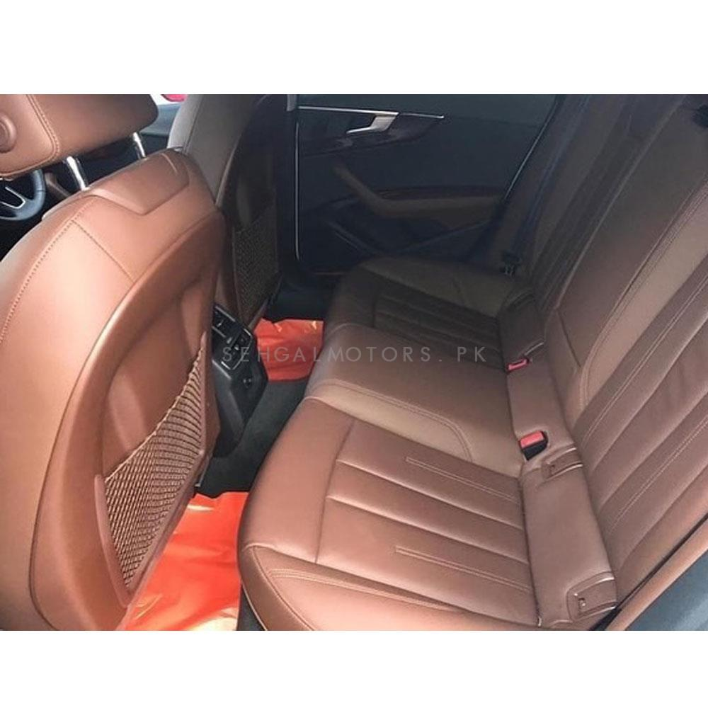 Toyota Prado Luxury Coffee Style Seat Covers - Model 2009-2018-SehgalMotors.Pk