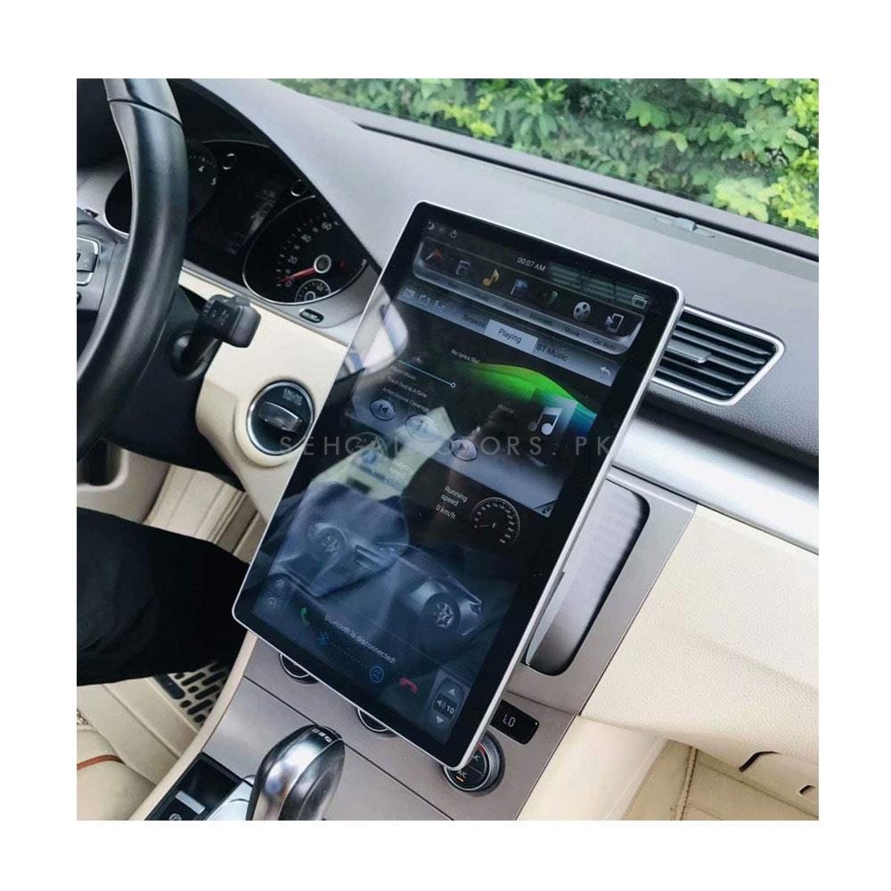 Maximus Universal 180 Degree Rotatable Android IPS panel 12.8 inch-SehgalMotors.Pk