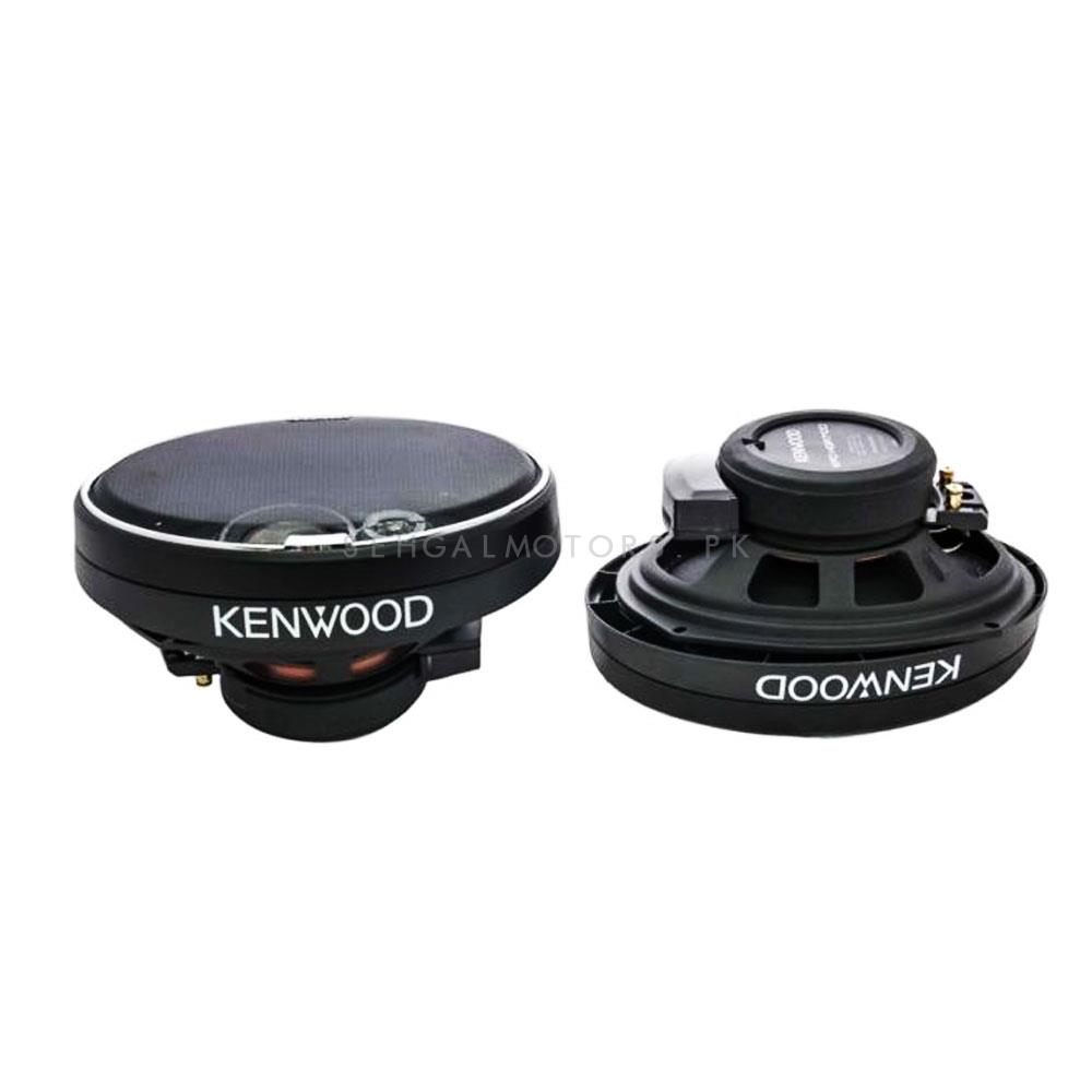 Kenwood KFC-HQR7 100 Double Bass Car Speakers-SehgalMotors.Pk