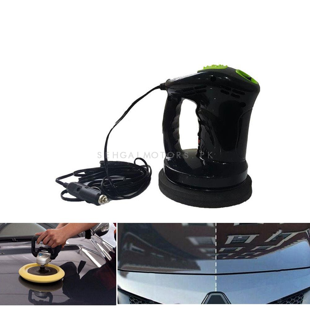 Polisher Buffer for Detailing - Mix Color | Car Polishing Machine | Grinder-SehgalMotors.Pk