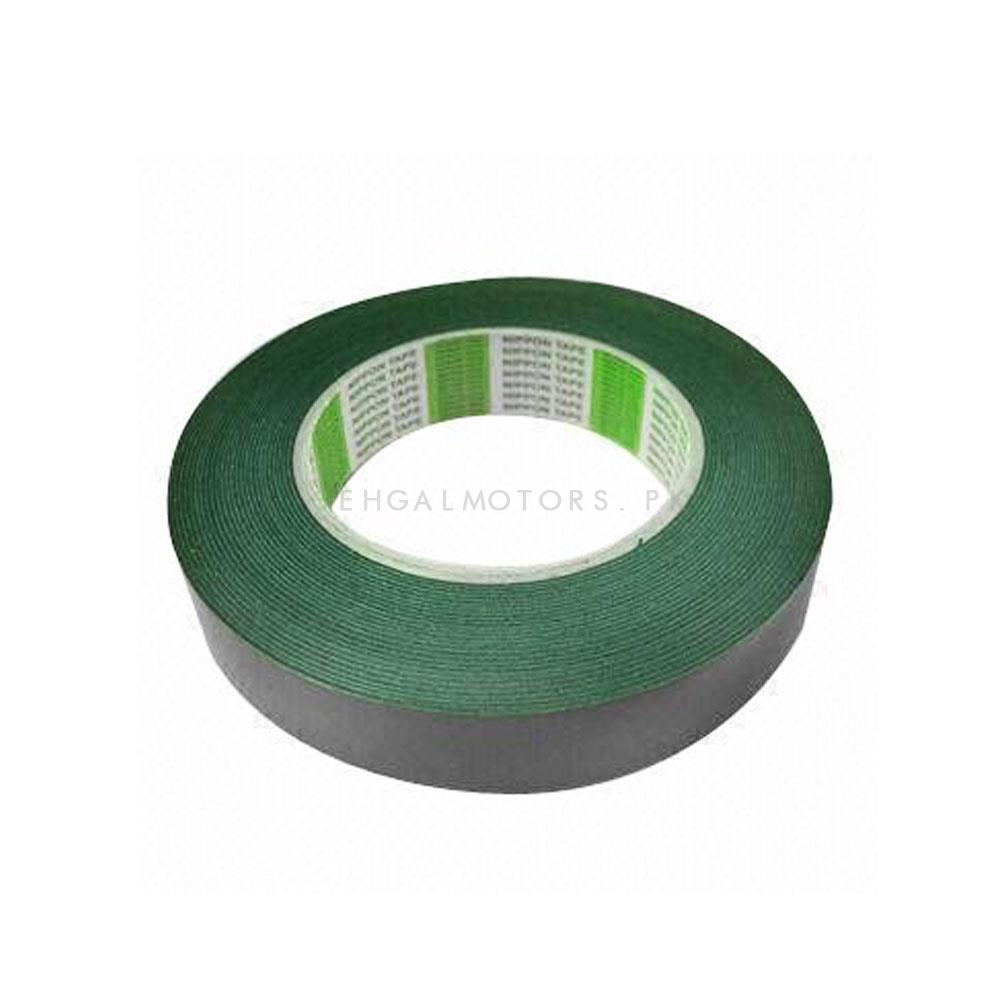 Double Tape Roll   Double Side Adhesive Tape Exterior Tape Stickers   Double Sided Tape   Double Tape-SehgalMotors.Pk