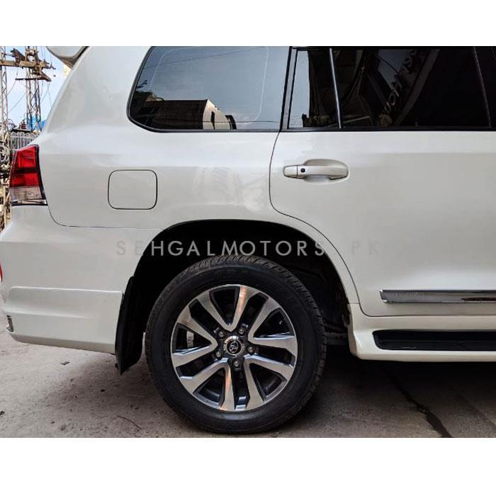 Toyota Land Cruiser OEM Alloy Rim 20 Inches (Set of 4) - Model 2017-2021 | ZX | V8 | Oem Style | Original Style Alloy Rim | Best Quality Land Cruiser Alloy Rims-SehgalMotors.Pk
