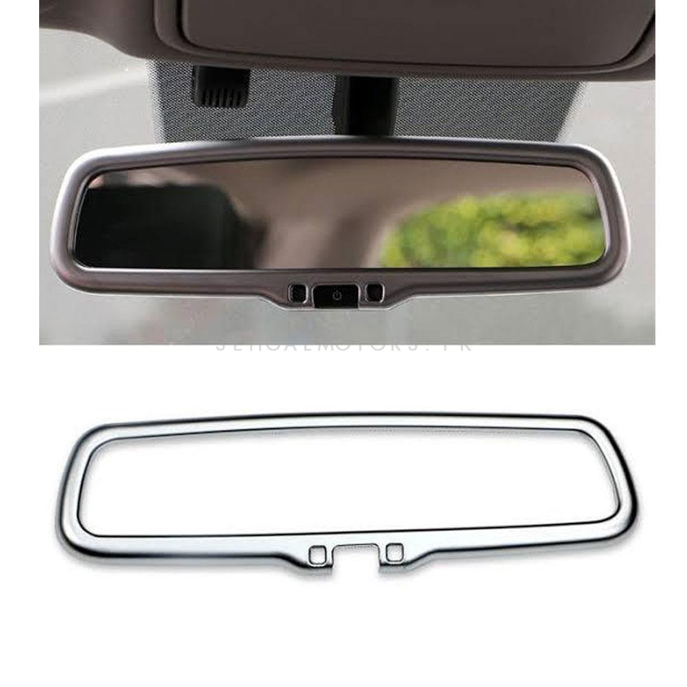 KIA Sportage Exterior Interior Chrome Trims Set 9PC - Model 2019 - 2020-SehgalMotors.Pk