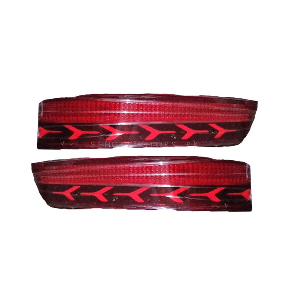 Toyota Corolla Arrow Style Brake Bumper Light - Model 2017-2020-SehgalMotors.Pk