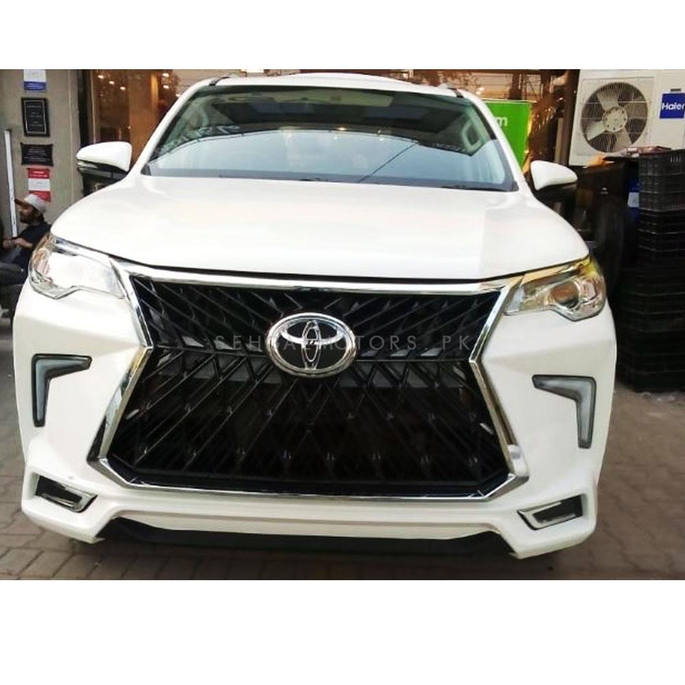 Toyota Fortuner 2020 Lexus Body Kit: Buy Toyota Fortuner NKS Body Kit / Bodykit Version 3