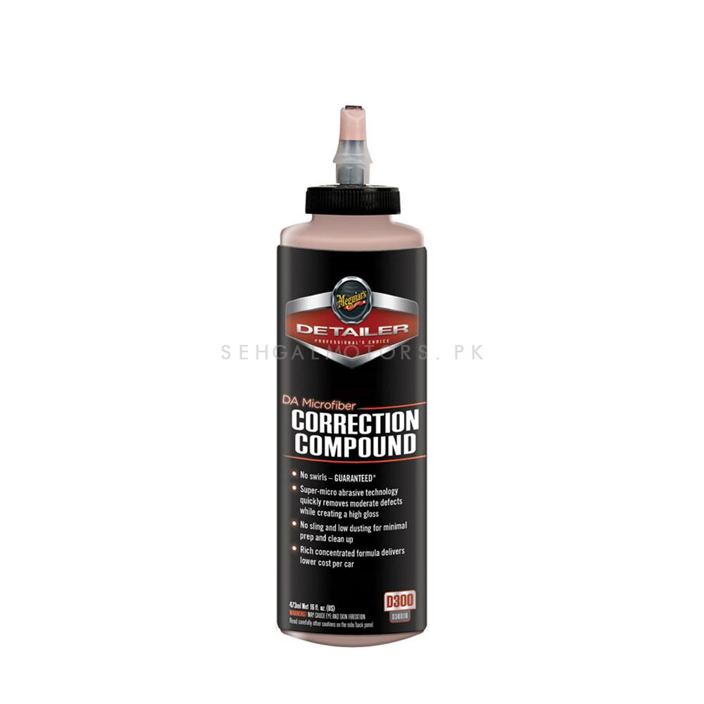 Meguiars DA Microfiber Correction Compound - 473ml-SehgalMotors.Pk
