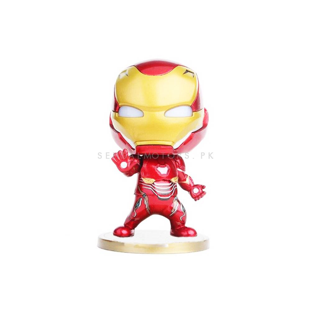 Marvel Sold Spices Iron Man Peter Dashboard Perfume  | Car Perfume | Fragrance | Air Freshener | Best Car Perfume | Natural Scent | Soft Smell Perfume-SehgalMotors.Pk