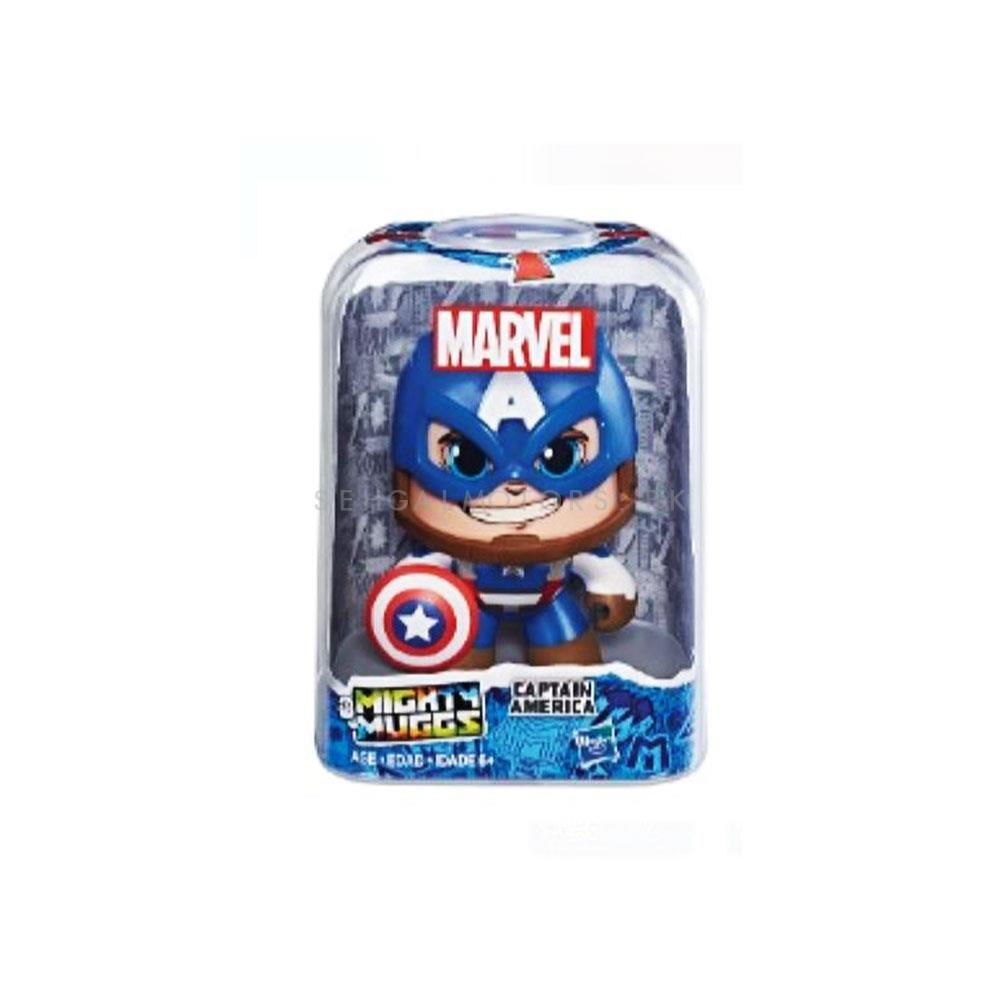 Marvel Capitan America Mighty Dashboard Perfume | Car Perfume | Fragrance | Air Freshener | Best Car Perfume | Natural Scent | Soft Smell Perfume-SehgalMotors.Pk