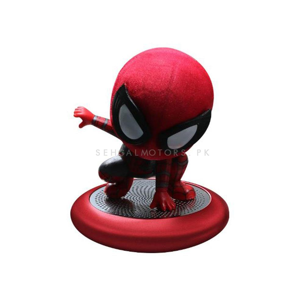 Marvel Sold Spices Spider Man Peter Dashboard Perfume  | Car Perfume | Fragrance | Air Freshener | Best Car Perfume | Natural Scent | Soft Smell Perfume-SehgalMotors.Pk