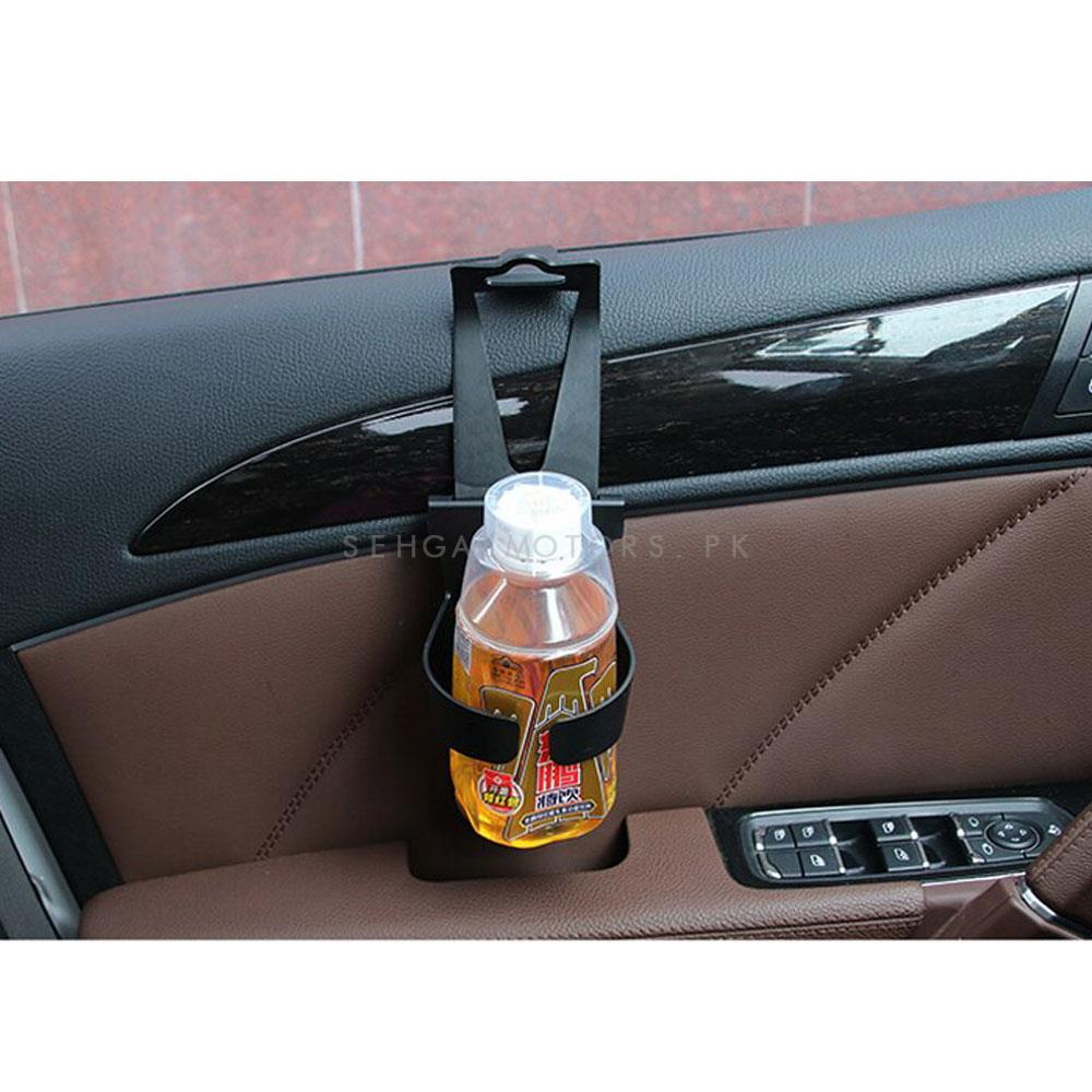 Car Window Glass Holder Universal Drink Holder | New Universal Car Beverage Cup Drink Holder In-car Portable Motorcycle Car Accessories Coasters Interior Holders-SehgalMotors.Pk