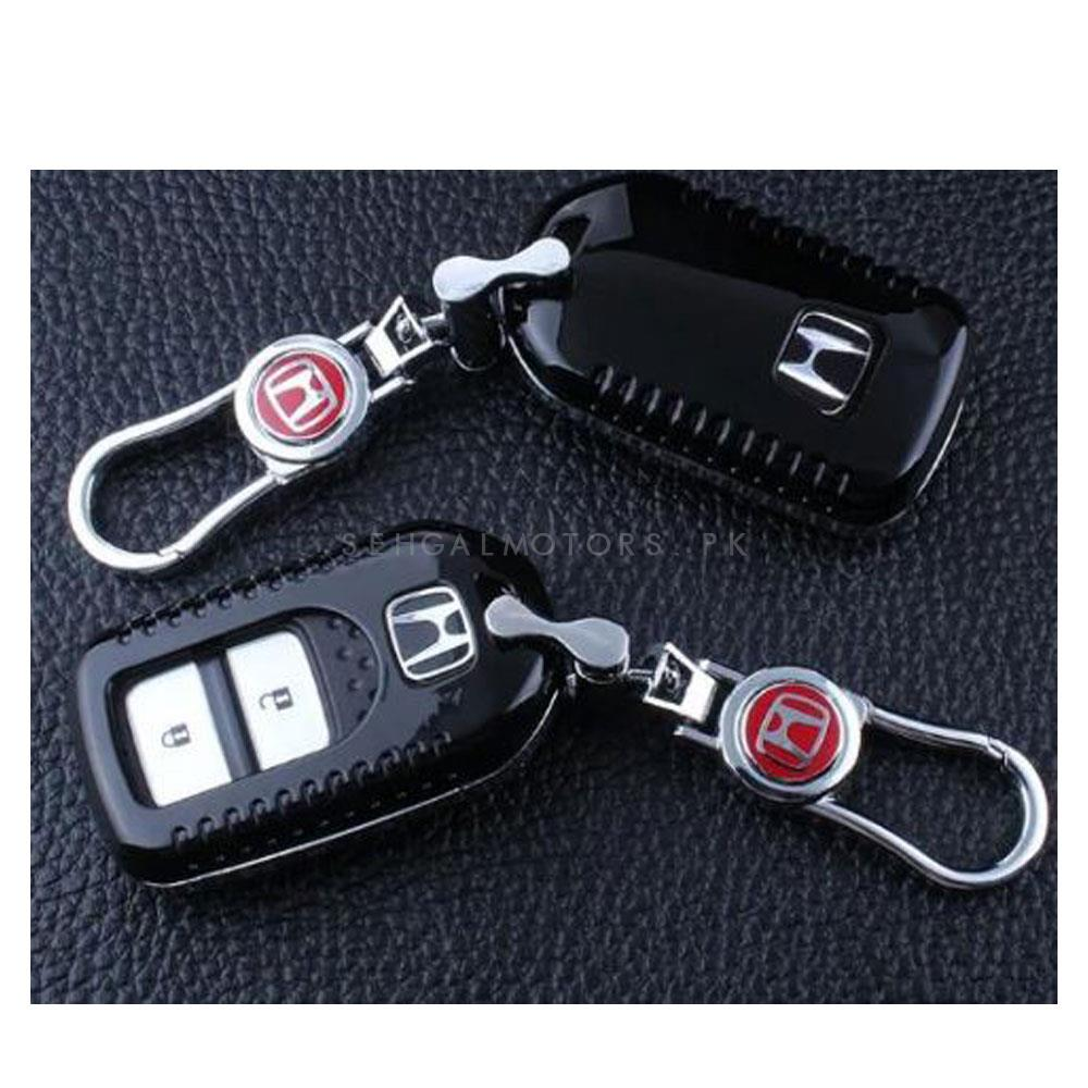 Honda Civic Type R Replacement Key Shell Case Cover For Remote - Model 2016-2021-SehgalMotors.Pk