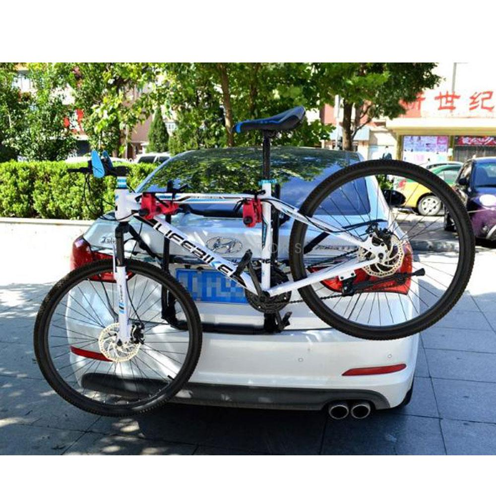 Car Rear Bicycle Holder | Bicycle Holder | Rear Trunk Bicycle Holder-SehgalMotors.Pk