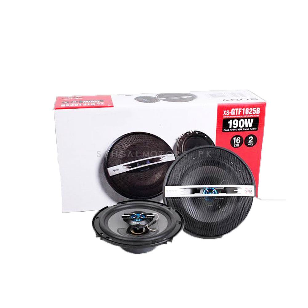 XS-GTF1625B 190W 16cm 2way Speakers-SehgalMotors.Pk
