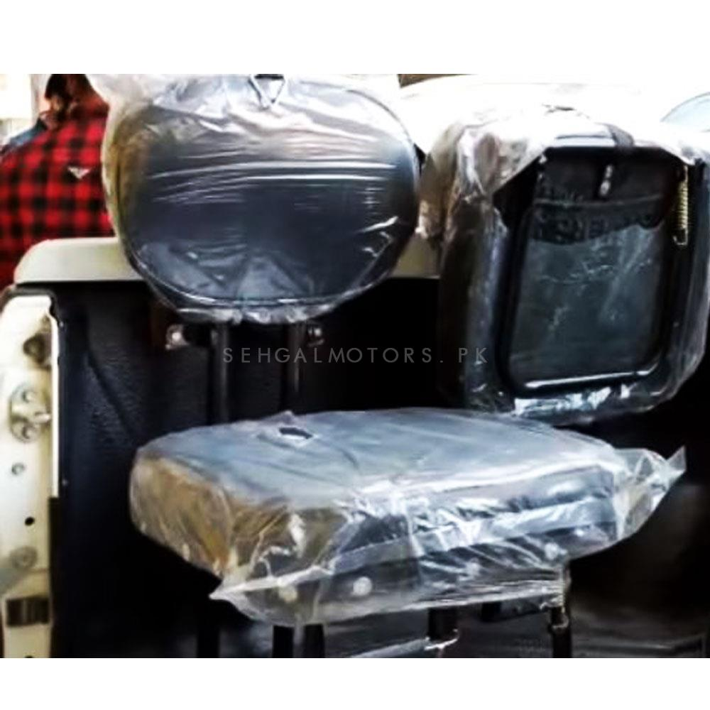 Toyota Hilux Revo New Style Back Seat (1piece) - Model 2016-2021-SehgalMotors.Pk