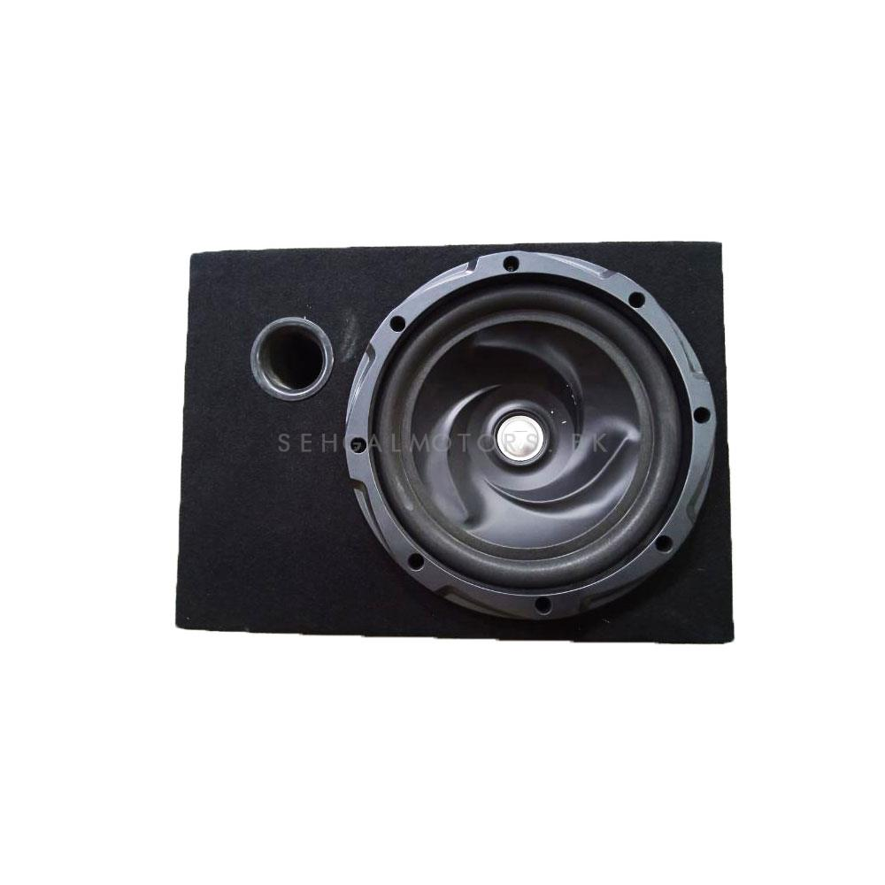 KENWOOD Box Type Passive Basstube Subwoofer Design A-SehgalMotors.Pk
