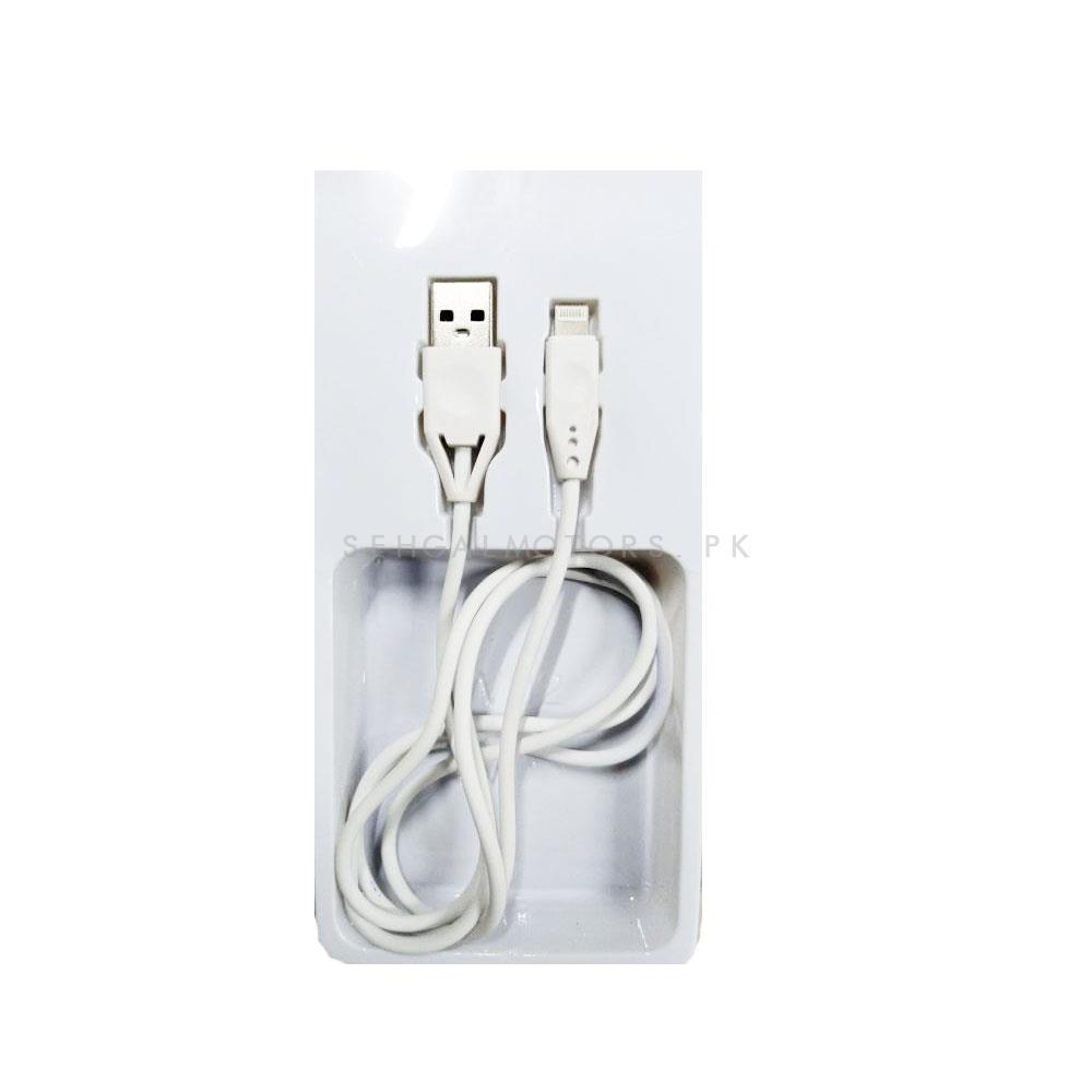 High Speed IPhone Data cables Multi Colors And Mix Designs -SehgalMotors.Pk