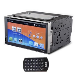 Android 4.4.4 Car LCD Player BLACK - FY6305
