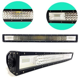 405W 144 SMD Roof Bar Light Trio - 2.5 Foot 31 inches-SehgalMotors.Pk