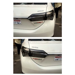 Toyota Corolla Smoke BackLights Taiwan – Model 2014-2017-SehgalMotors.Pk