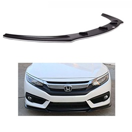 Honda Civic Front Splitter ABS Plastic - Model 2016-2019-SehgalMotors.Pk