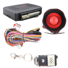 King M95 Car Alarm System-SehgalMotors.Pk