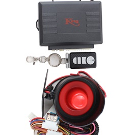 King M80 Car Alarm System-SehgalMotors.Pk