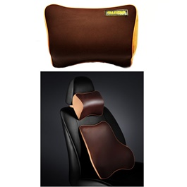 Maximus Neck Rest Pillow Brown-SehgalMotors.Pk